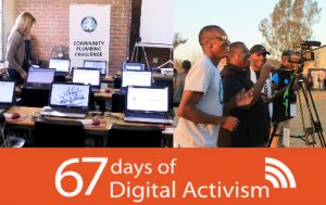 67 Days of Digital Activism in Diepsloot 2