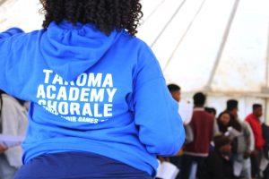 Lulu Mupfumbu, Takoma Academy Chorale, Choir Director