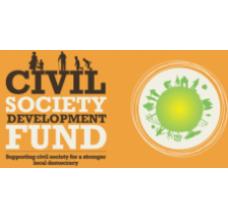 Civil Society Development Fund logo