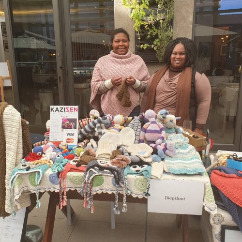 SED crafting programme for unemployed women